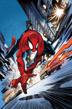 Image: Peter Parker, the Spectacular Spider-Man #297 (Legacy) (variant cover - Harren) - Marvel Comics