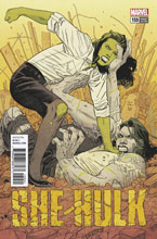 Image: She-Hulk #159 (Evely variant cover) - Marvel Comics