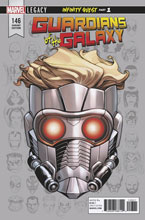 Image: Guardians of the Galaxy #146 (Legacy) (variant Legacy Headshot cover - McKone) - Marvel Comics
