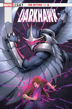 Image: Darkhawk #51 (Legacy) - Marvel Comics