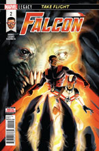 Image: Falcon #2 (Legacy) - Marvel Comics