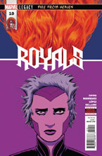 Image: Royals #10 (Legacy) - Marvel Comics