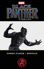 Image: Black Panther Prelude #2 - Marvel Comics