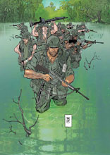 Image: Punisher: The Platoon #3 - Marvel Comics