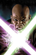 Image: Star Wars: Jedi of the Republic - Mace Windu #4 - Marvel Comics