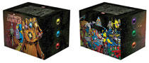 Image: Infinity Gauntlet Box Slipcase Set HC  - Marvel Comics