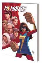 Image: Ms. Marvel Vol. 08: Mecca SC  - Marvel Comics