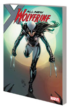 Image: All-New Wolverine Vol. 04: Immune SC  - Marvel Comics