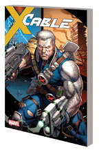 Image: Cable Vol. 01: Conquest SC  - Marvel Comics