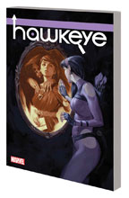 Image: Hawkeye Kate Bishop Vol. 02: Masks SC  - Marvel Comics