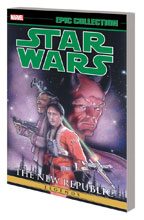 Image: Star Wars Legends Epic Collection: New Republic Vol. 03 SC  - Marvel Comics