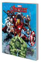 Image: Marvel Universe Avengers Ultron Revolution Digest Vol. 03 SC  - Marvel Comics