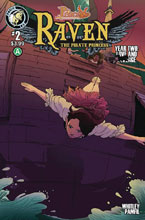 Image: Princeless Raven Year 2 #2 (Love and Revenge) - Action Lab Entertainment