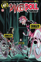 Image: Danger Doll Squad #2 (cover B - Winston Young Risque) - Action Lab - Danger Zone