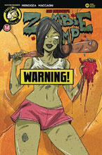 Image: Zombie Tramp #41 (cover D - Risque Besties) - Action Lab - Danger Zone