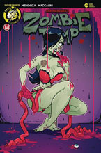 Image: Zombie Tramp #41 (cover E - Stanley) - Action Lab - Danger Zone