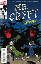 Image: Mr. Crypt #2 - Alterna Comics