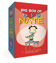 Image: Big Box of Big Nate Boxed Set  - Amp! Comics For Kids