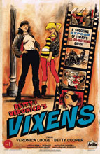 Image: Betty and Veronica Vixens #1 (cover B - Hack) (Web Super Special) - Archie Comic Publications