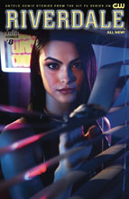 Image: Riverdale #8 (Ongoing) (cover B - CW Veronica Photo) - Archie Comic Publications