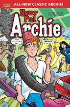 Image: All New Classic Archie: Your Pal Archie #4 (cover A - Parent) - Archie Comic Publications