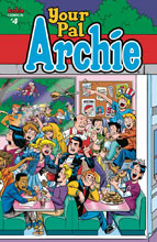 Image: All New Classic Archie: Your Pal Archie #4 (cover B - McClaine) - Archie Comic Publications