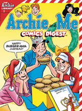 Image: Archie and Me Comics Digest #2 - Archie Comic Publications
