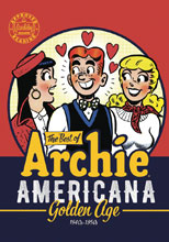 Image: Best of Archie Americana Vol. 01: Golden Age SC  - Archie Comic Publications