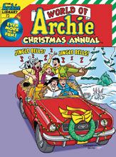 Image: World of Archie Christmas Annual Digest #73 - Archie Comic Publications