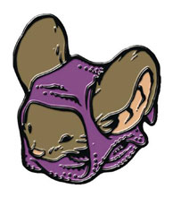 Image: Mouse Guard Pin: Sadie  - Boom! - Archaia
