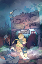 Image: Lumberjanes #44 (subscription cover - Sotuyo) - Boom! Box