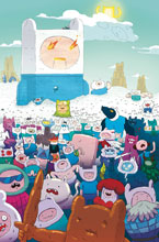 Image: Adventure Time #70 (subscription cover - McCormick) - Boom! - KaBOOM!