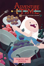 Image: Adventure Time Original Vol. 11: Princess & Princess GN  - Boom! - KaBOOM!