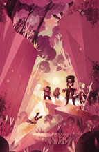 Image: Steven Universe #10 (subscription cover - Dombois) - Boom! - KaBOOM!