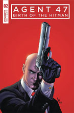 Image: Agent 47: Birth of Hitman #2 (cover A - Lau) - Dynamite
