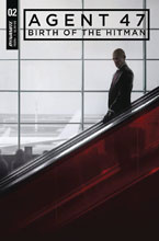 Image: Agent 47: Birth of Hitman #2 (cover B - Gameplay) - Dynamite