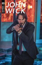 Image: John Wick #3 (cover C - Photo) - Dynamite
