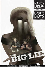 Image: Nancy Drew and the Hardy Boys: The Big Lie Vol. 01 SC  - Dynamite