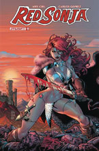 Image: Red Sonja #11 (cover A - Marion) - Dynamite