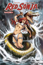 Image: Red Sonja #11 (cover B - Duursema) - Dynamite