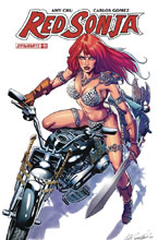 Image: Red Sonja #11 (cover C - Santucci) - Dynamite
