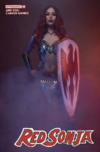 Image: Red Sonja Vol. 04 #11 (cover D - Cosplay Photo variant)  [2017] - Dynamite