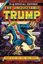 Image: Unquotable Trump GN  - Drawn & Quarterly