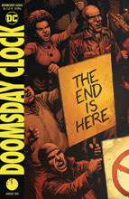 Image: Doomsday Clock #1 (DFE CGC Graded) - Dynamic Forces