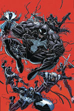 Image: Venomverse #1 (DFE signed - Ultra Ltd Silver Bunn) - Dynamic Forces