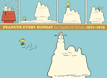 Image: Peanuts Every Sunday Vol. 05: 1971-1975 HC  - Fantagraphics Books