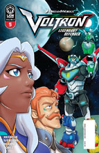 Image: Voltron: Legendary Defender Vol. 2 #5 - Lion Forge