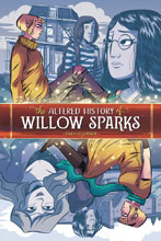 Image: The Altered History of Willow Sparks GN  - Oni Press Inc.