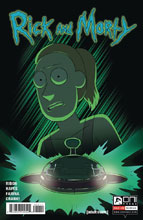 Image: Rick & Morty #32 (2-cover set) - Oni Press Inc.