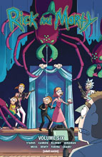 Image: Rick and Morty Vol. 06 SC  - Oni Press Inc.